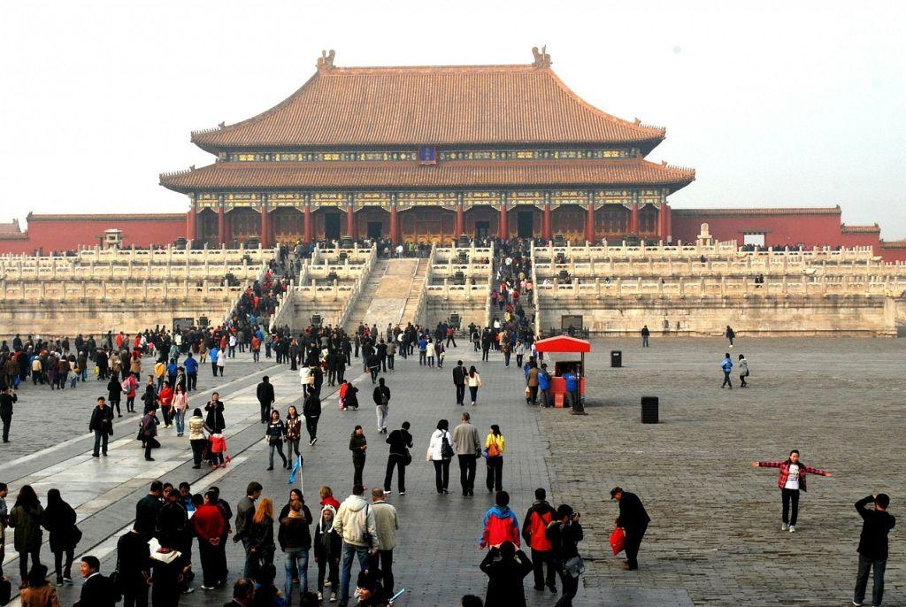 Cidade Proibida, China - Pixabay - Pixabay/Rota de Férias/ND