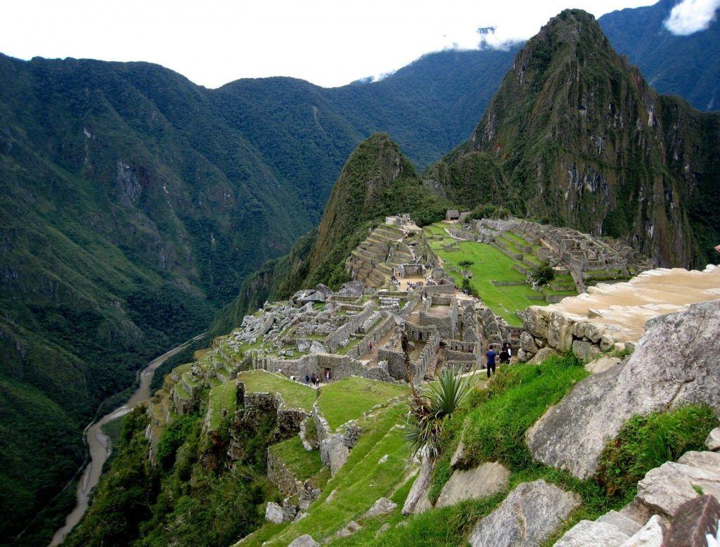 Machu Picchu - VisualHunt.com - VisualHunt.com/Rota de Férias/ND