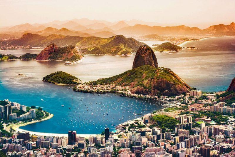 Rio de Janeiro, Brasil - Pixabay - Pixabay /Rota de Férias/ND