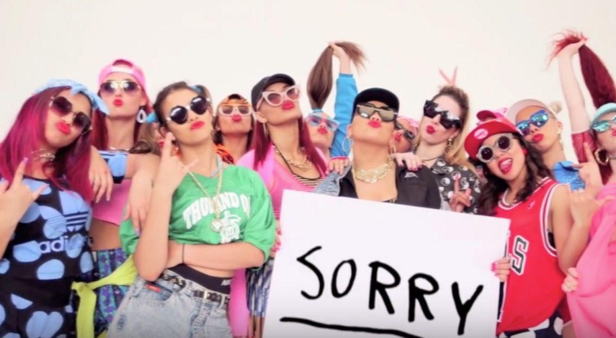 8. Justin Bieber – Sorry: 1.126.184.100 reproduções - Crédito: Reprodução Internet/33Giga/ND