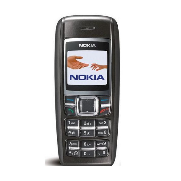 11. Nokia 1600 – Lançado em 2006, vendeu mais de 130 milhões de unidades - Crédito: Divulgação/33Giga/ND