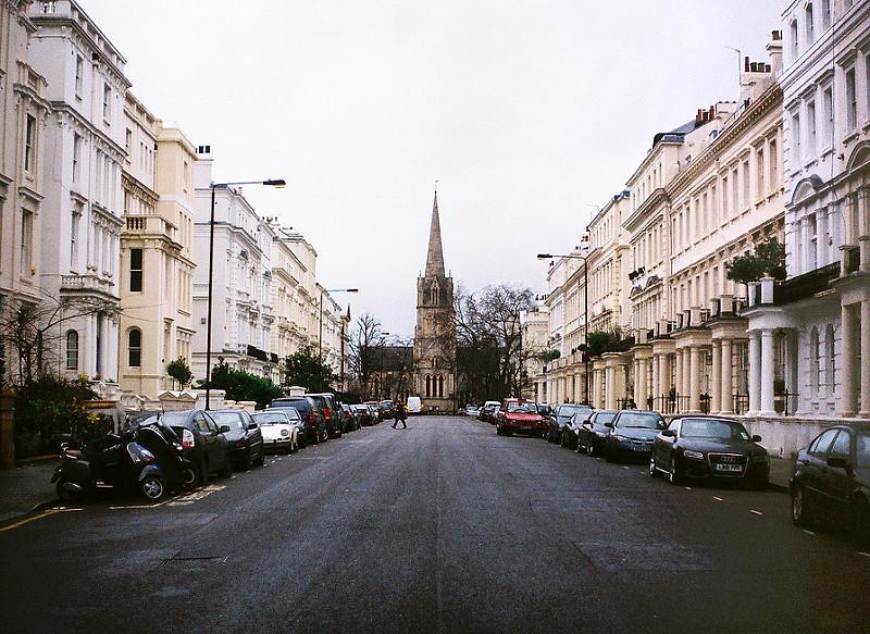 """Sucesso nos anos 1990, 2000 e na Sessão da Tarde, """"Um lugar chamado Notting Hill"""" (1999) foi filmado no fofo bairro homônimo de Londres, na Inglaterra - Ousseynou Cissé via VisualHunt.com / CC BY-NC-ND - Ousseynou Cissé via VisualHunt.com / CC BY-NC-ND/Rota de Férias/ND"""