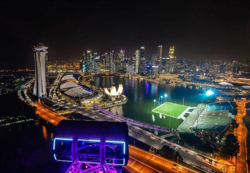 Marina Bay Sands, Singapura - Pixabay - Pixabay/Rota de Férias/ND