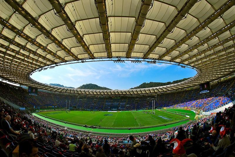 Estádio Olímpico de Roma - Antonio Cinotti  via VisualHunt.com / CC BY-NC-ND - Antonio Cinotti  via VisualHunt.com / CC BY-NC-ND/Rota de Férias/ND