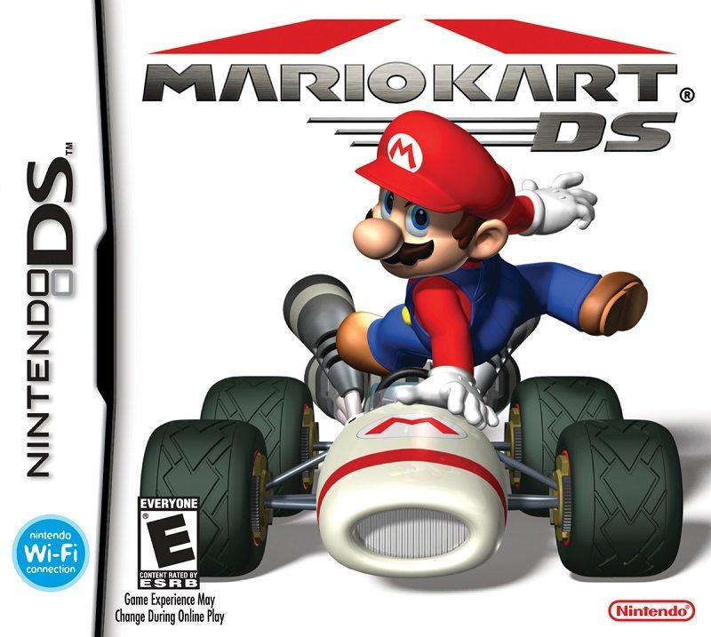 12. Mario Kart DS (2005) – 23,2 milhões de cópias - Crédito: Divulgação/33Giga/ND