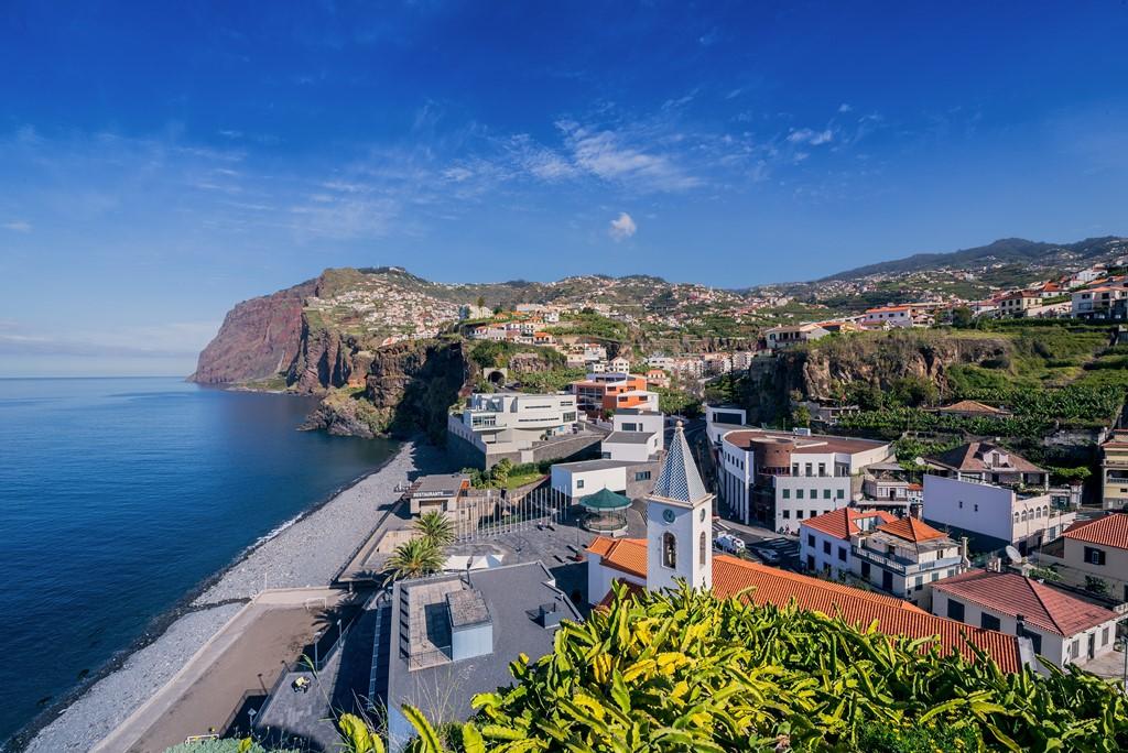 Região Camara de Lobos - Francisco Correia/Turismo da Madeira - Francisco Correia/Turismo da Madeira/Rota de Férias/ND