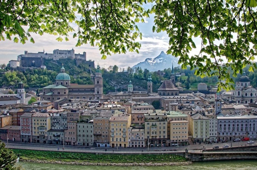 Salzburgo, Áustria - Pixabay - Pixabay /Rota de Férias/ND