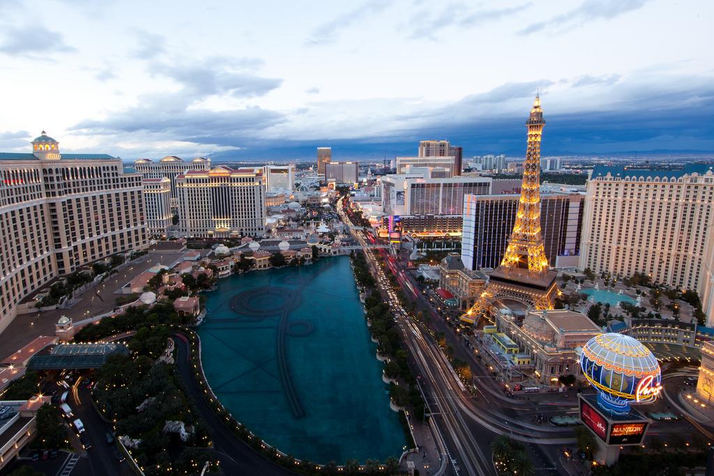 Las Vegas, EUA - Thomas Hawk on Visual Hunt / CC BY-NC - Thomas Hawk on Visual Hunt / CC BY-NC /Rota de Férias/ND