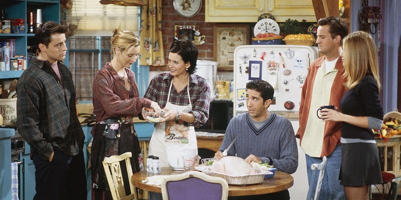 Friends – 10 temporadas - Crédito: Divulgação/33Giga/ND