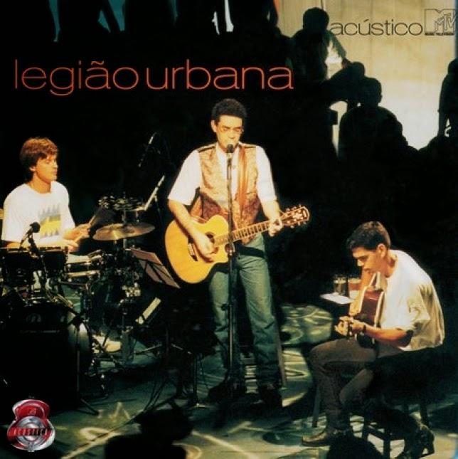 Legião Urbana (1999) – https://spoti.fi/2EmyU0Z - Crédito: Divulgação/33Giga/ND