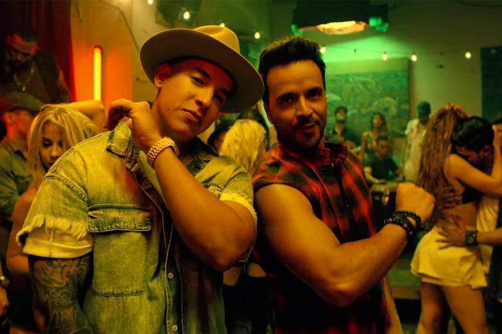 6. Luis Fonsi – Despacito (ft. Daddy Yankee e Justin Bieber): 1.167.998.468 reproduções - Crédito: Reprodução Internet/33Giga/ND