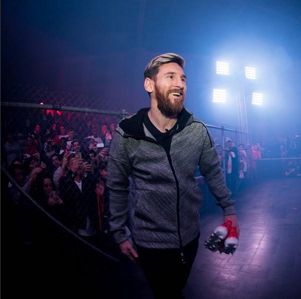 10. Lionel Messi (www.instagram.com/leomessi) – 107 milhões de seguidores - Crédito: Reprodução Instagram/33Giga/ND