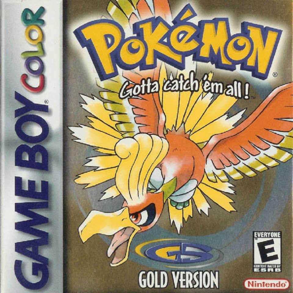13. Pokémon Gold/Silver Version (2000) – 23 milhões de cópias - Crédito: Divulgação/33Giga/ND