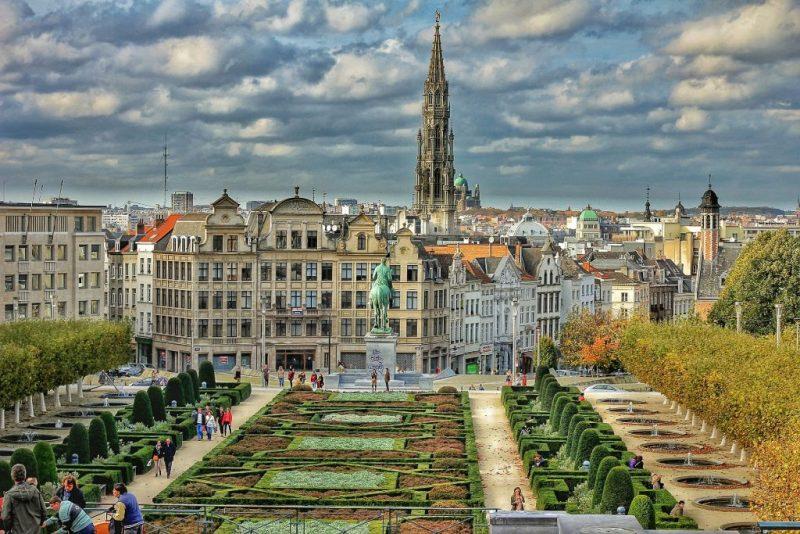 Bruxelas, Bélgica - Pixabay - Pixabay/Rota de Férias/ND