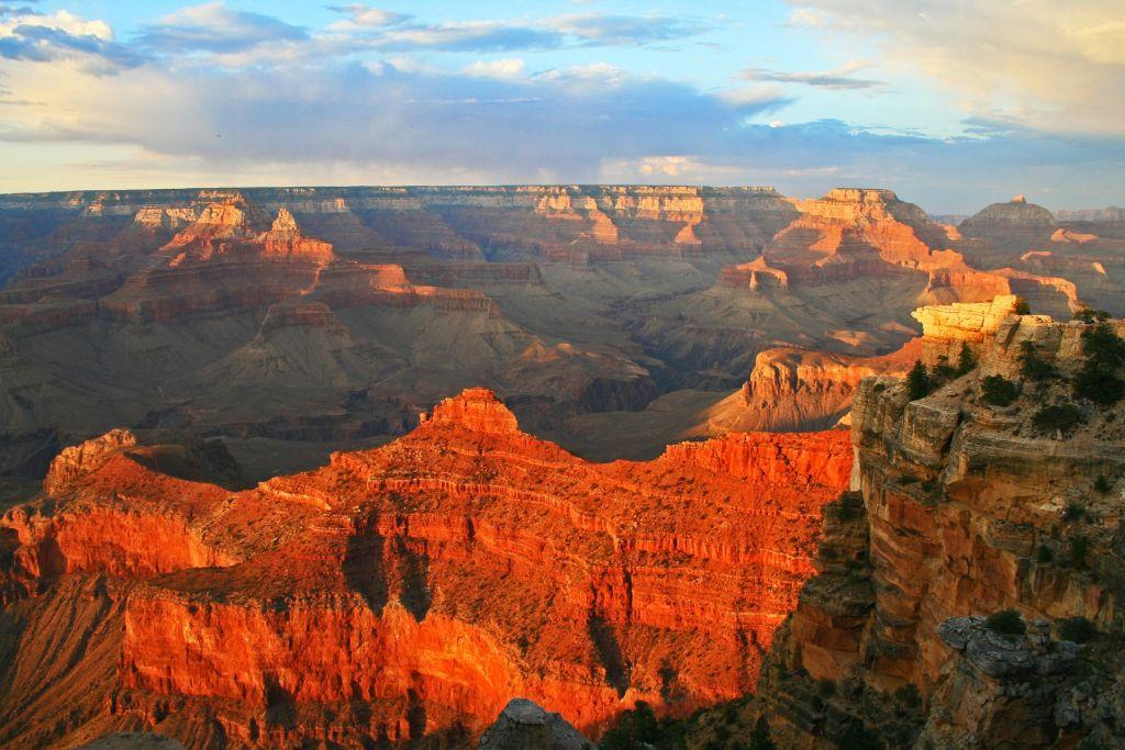 Grand Canyon, EUA - Pixabay - Pixabay/Rota de Férias/ND