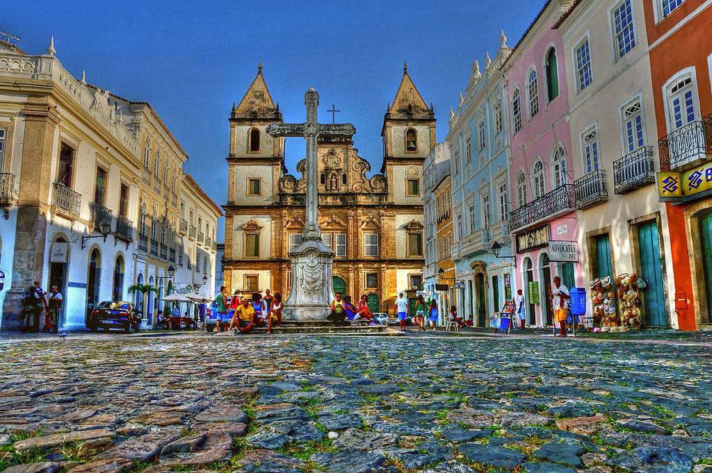 Salvador, Brasil - Taskaso on VisualHunt / CC BY-SA - Taskaso on VisualHunt / CC BY-SA /Rota de Férias/ND