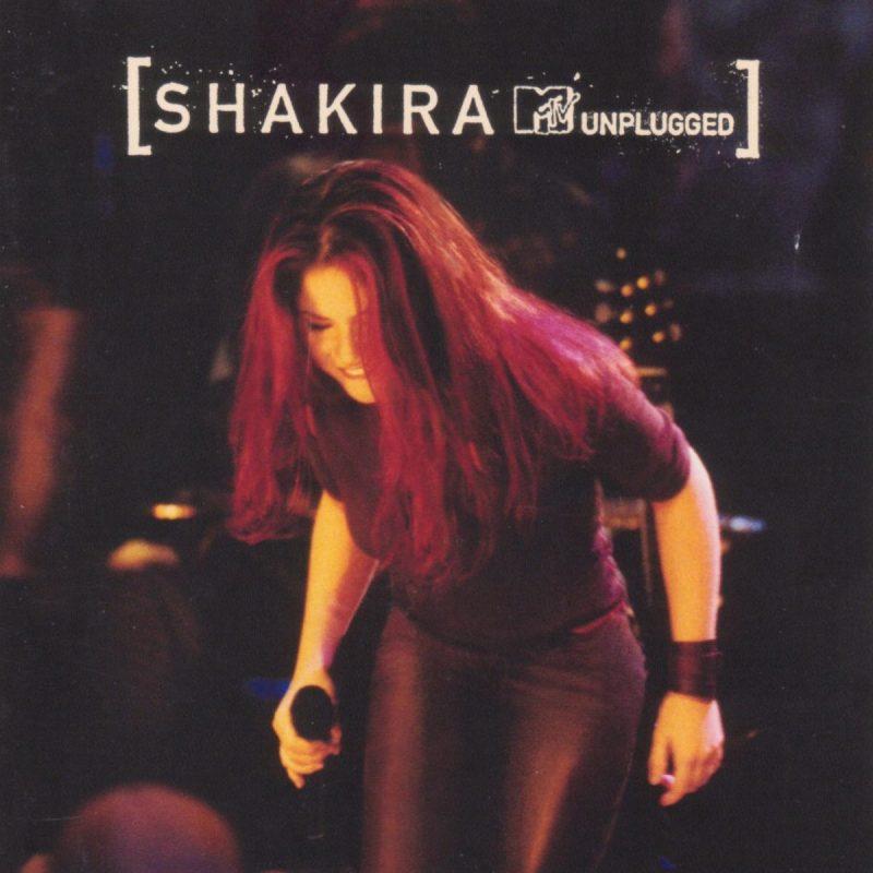Shakira (2000) – https://spoti.fi/2waTA7A - Crédito: Divulgação/33Giga/ND