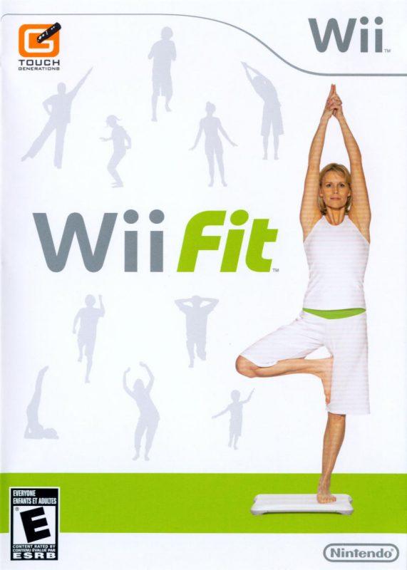 14. Wii Fit (2008) – 22,7 milhões de cópias - Crédito: Divulgação/33Giga/ND