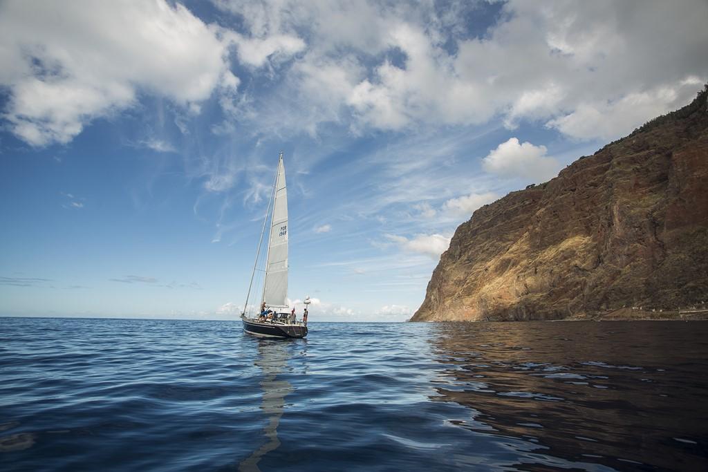 Passeio de Barco na Ilha da Madeira - Turismo da Madeira - Turismo da Madeira/Rota de Férias/ND
