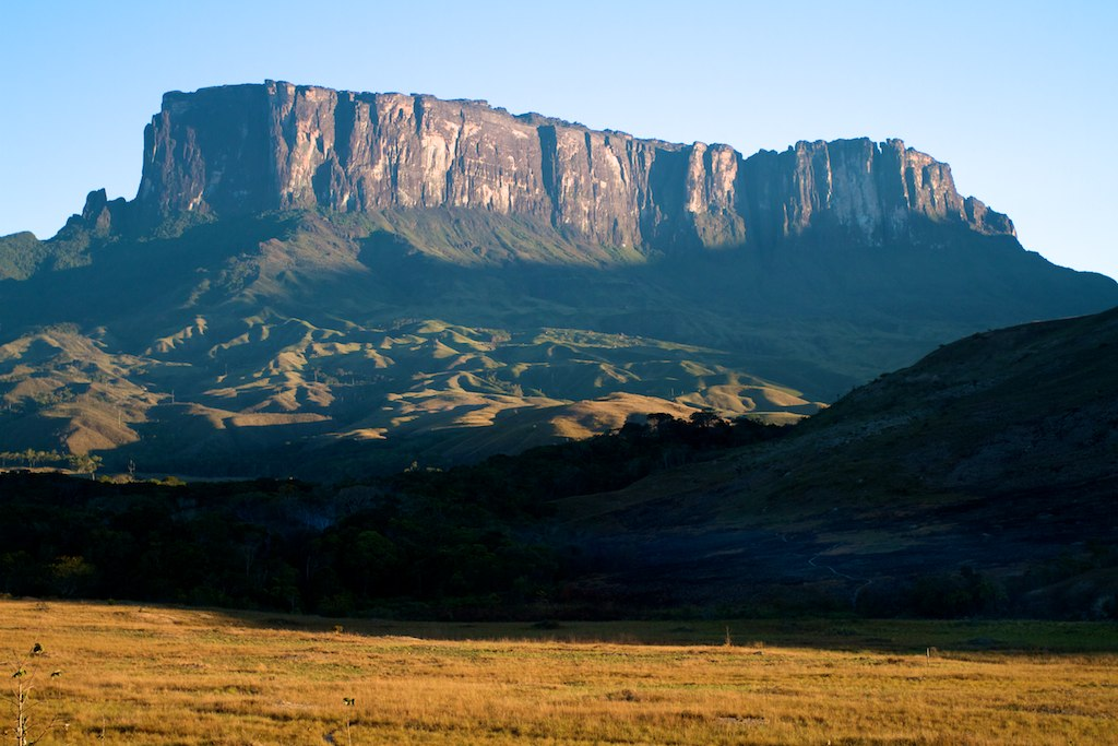 Monte Roraima - Paulo Fassina on Visual hunt / CC BY-SA - Paulo Fassina on Visual hunt / CC BY-SA /Rota de Férias/ND