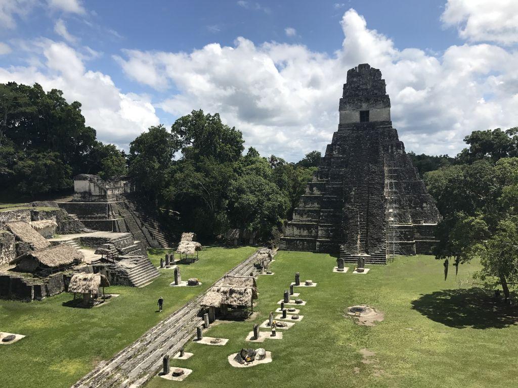 Tikal, Guatemala - Pixabay - Pixabay /Rota de Férias/ND