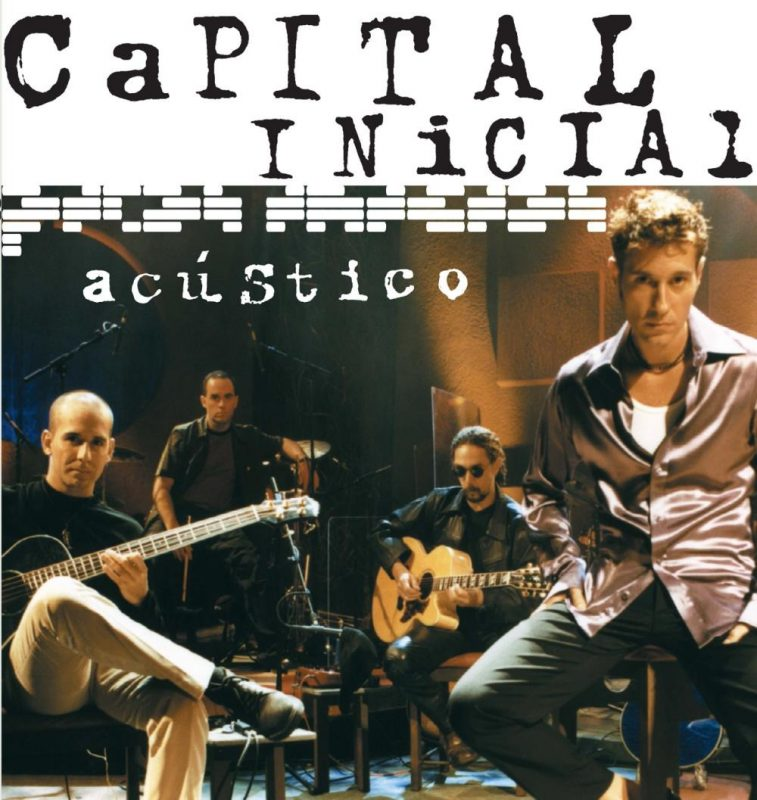 Capital Inicial (2000) – https://spoti.fi/2WVaQtB - Crédito: Divulgação/33Giga/ND