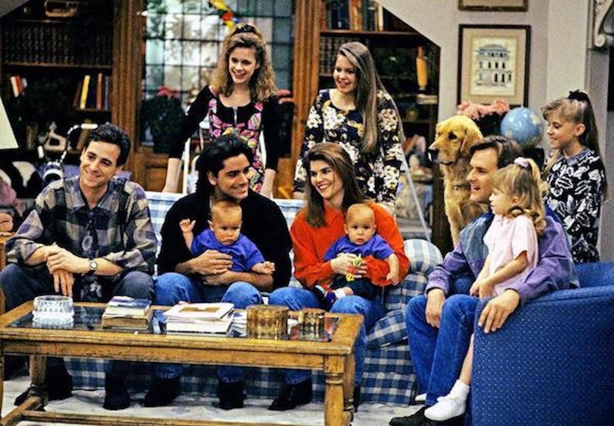 Full House (Três é Demais) – Oito temporadas - Crédito: Divulgação/33Giga/ND
