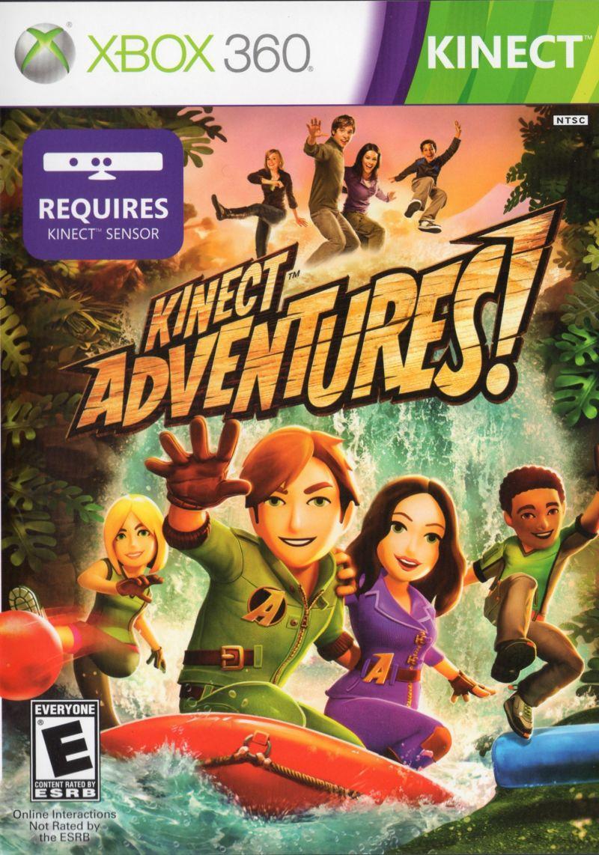 15. Kinect Adventures! (2010) – 22 milhões de cópias - Crédito: Divulgação/33Giga/ND