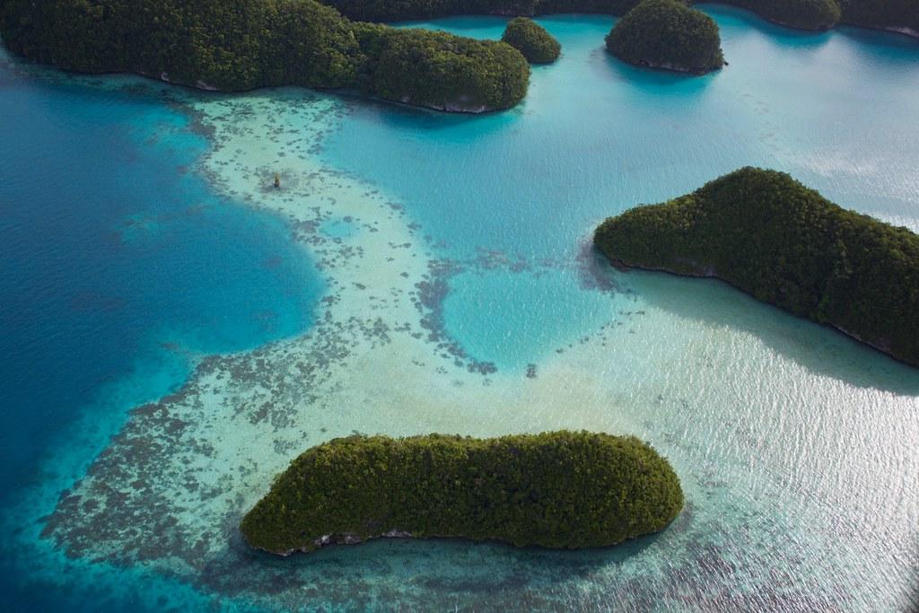 Seventy Islands, Palau - pablo_marx on VisualHunt / CC BY-NC-ND - pablo_marx on VisualHunt / CC BY-NC-ND/Rota de Férias/ND
