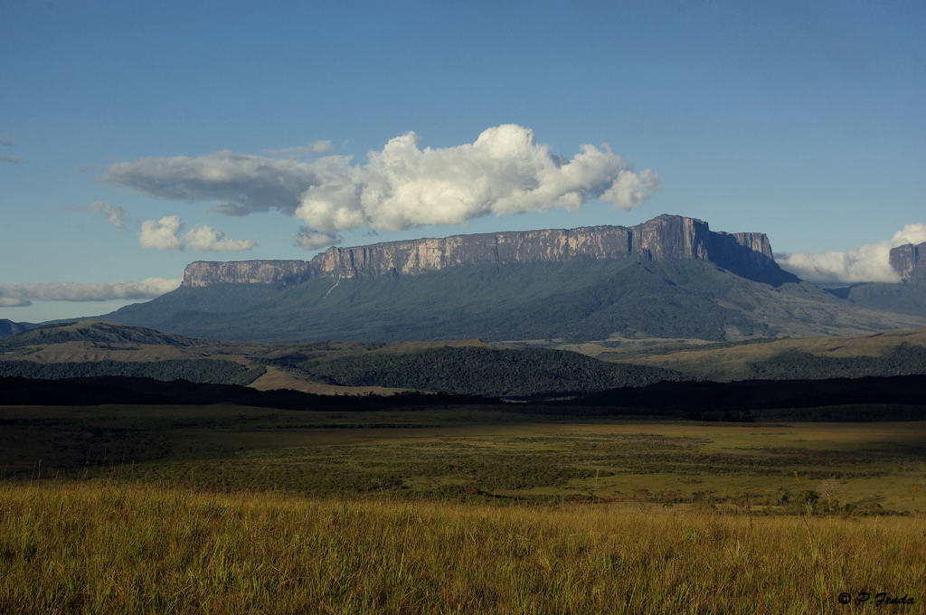 Monte Roraima - Peter Fenďa on Visualhunt / CC BY-NC-ND - Peter Fenďa on Visualhunt / CC BY-NC-ND/Rota de Férias/ND
