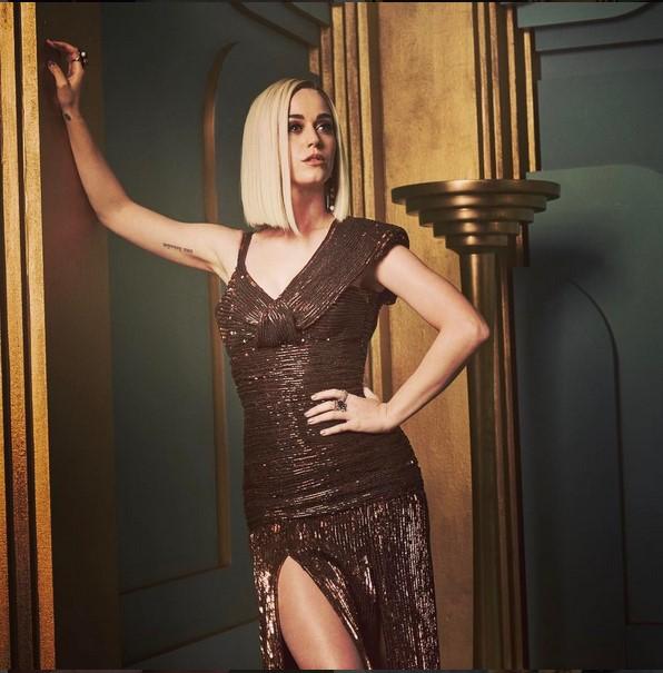 17. Katy Perry (www.instagram.com/katyperry) – 74,1 milhões de seguidores - Crédito: Reprodução Instagram/33Giga/ND