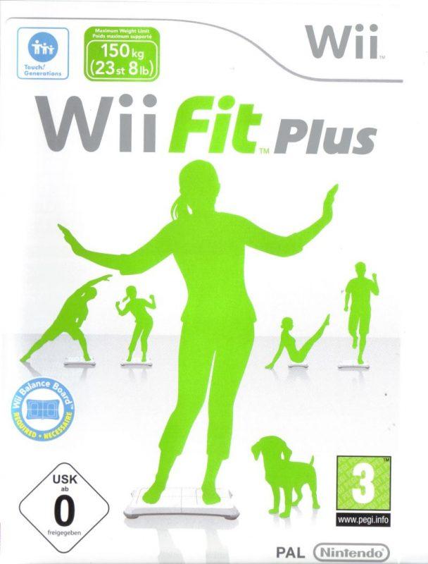 16. Wii Fit Plus (2009) – 21 milhões de cópias - Crédito: Divulgação/33Giga/ND