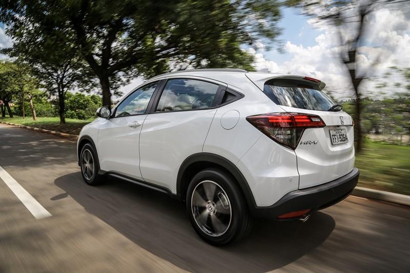 16º- Honda HR-V: 15.646 unidades - Foto: Divulgação - Foto: Divulgação/Garagem 360/ND