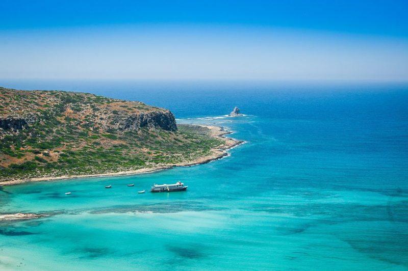 Creta, Grécia - Pixabay - Pixabay/Rota de Férias/ND