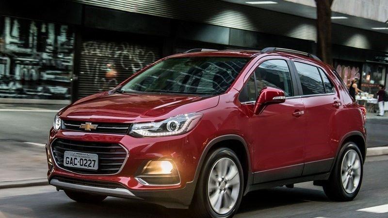 Chevrolet Tracker: 35 psi - Foto: Divulgação - Foto: Divulgação/Garagem 360/ND
