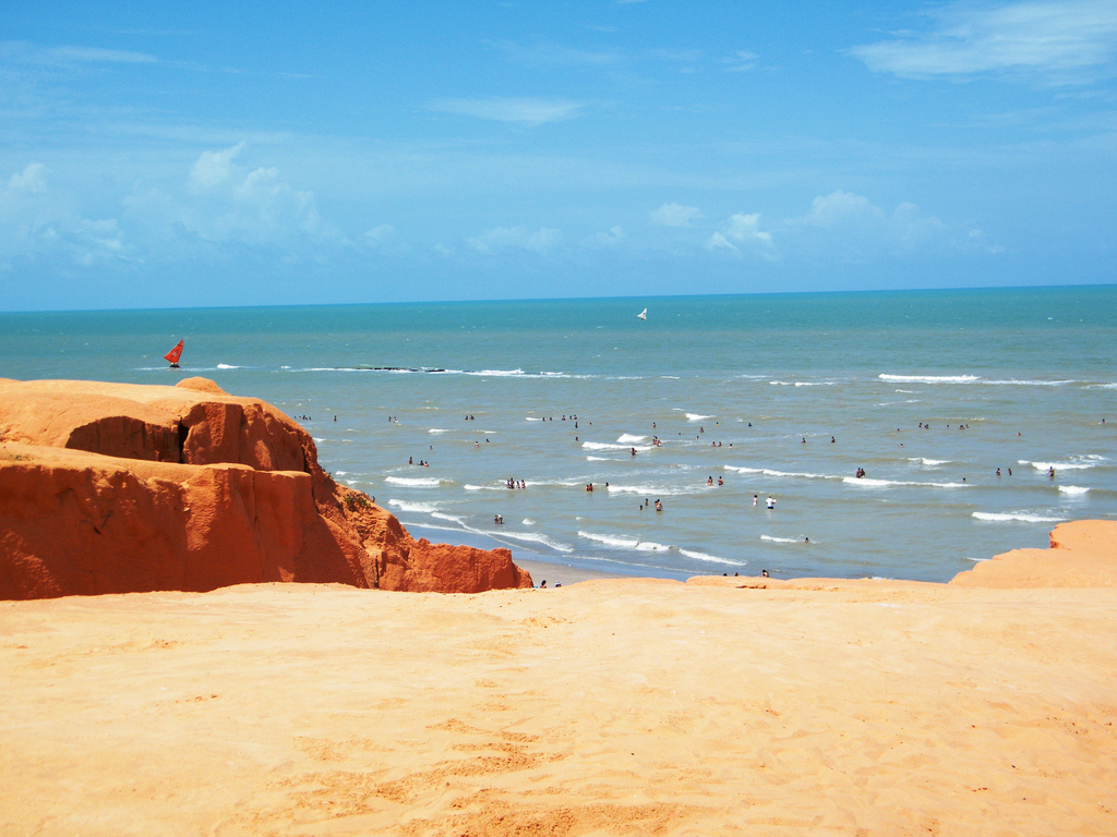 Canoa Quebrada - Priscilla_Silveira on VisualHunt / CC BY - Priscilla_Silveira on VisualHunt / CC BY /Rota de Férias/ND