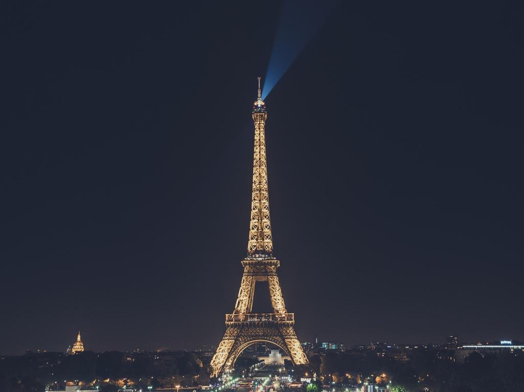 Torre Eiffel, Paris - Jez Timms on Unsplash - Jez Timms on Unsplash/Rota de Férias/ND