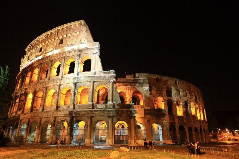 Coliseu, Itália - Pixabay - Pixabay/Rota de Férias/ND
