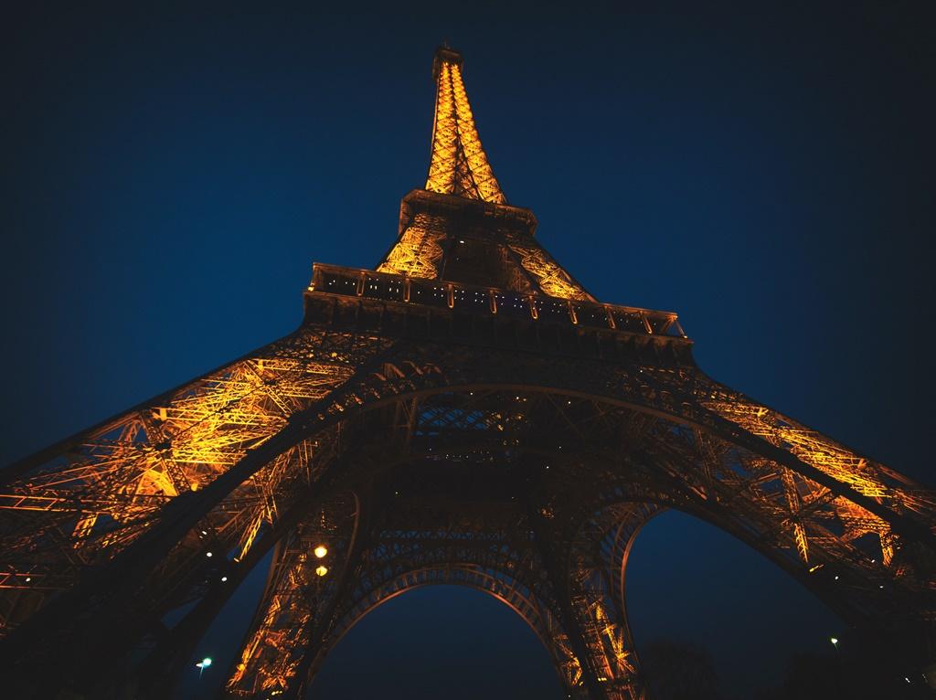 Torre Eiffel, Paris - Felipe Dolce on Unsplash - Felipe Dolce on Unsplash/Rota de Férias/ND