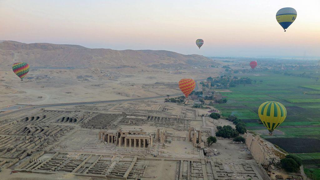 Vale dos Reis, Egito - Pixabay - Pixabay/Rota de Férias/ND