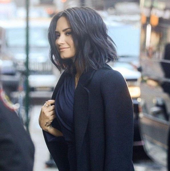 19. Demi Lovato (www.instagram.com/ddlovato) – 71 milhões de seguidores - Crédito: Reprodução Instagram/33Giga/ND