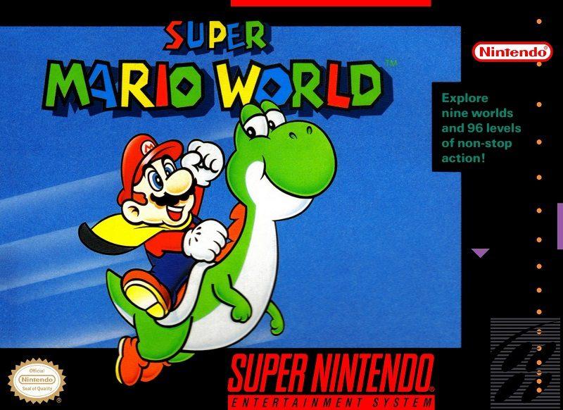 18. Super Mario World (1991) – 20,6 milhões de cópias - Crédito: Divulgação/33Giga/ND