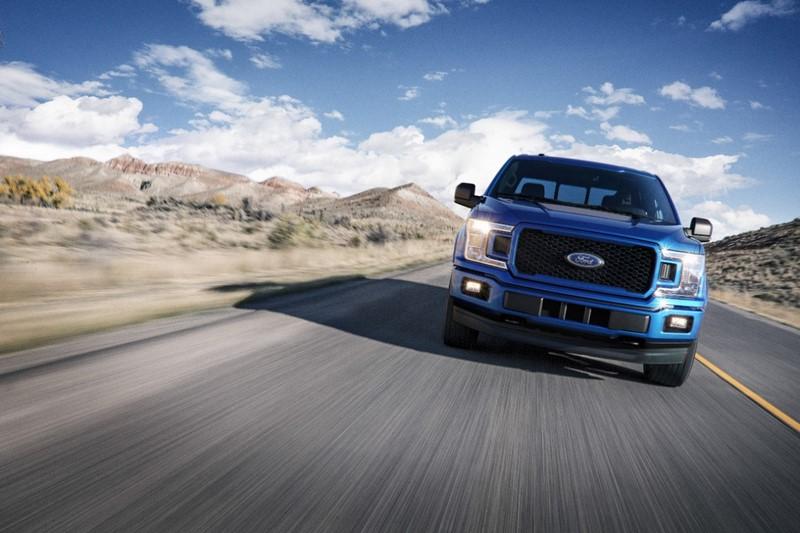 Ford F-150: em 2015, a Ford chamou mais de 12 mil unidades para recall por conta de um problema no sistema de direção. A falha podia provocar a perda de controle da caminhonete e causar acidentes graves - Foto: Divulgação - Foto: Divulgação/Garagem 360/ND