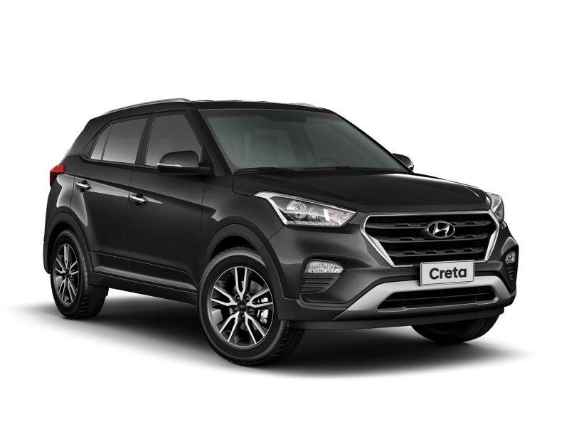 18º- Hyundai Creta: 15.399 unidades - Foto: Divulgação - Foto: Divulgação/Garagem 360/ND