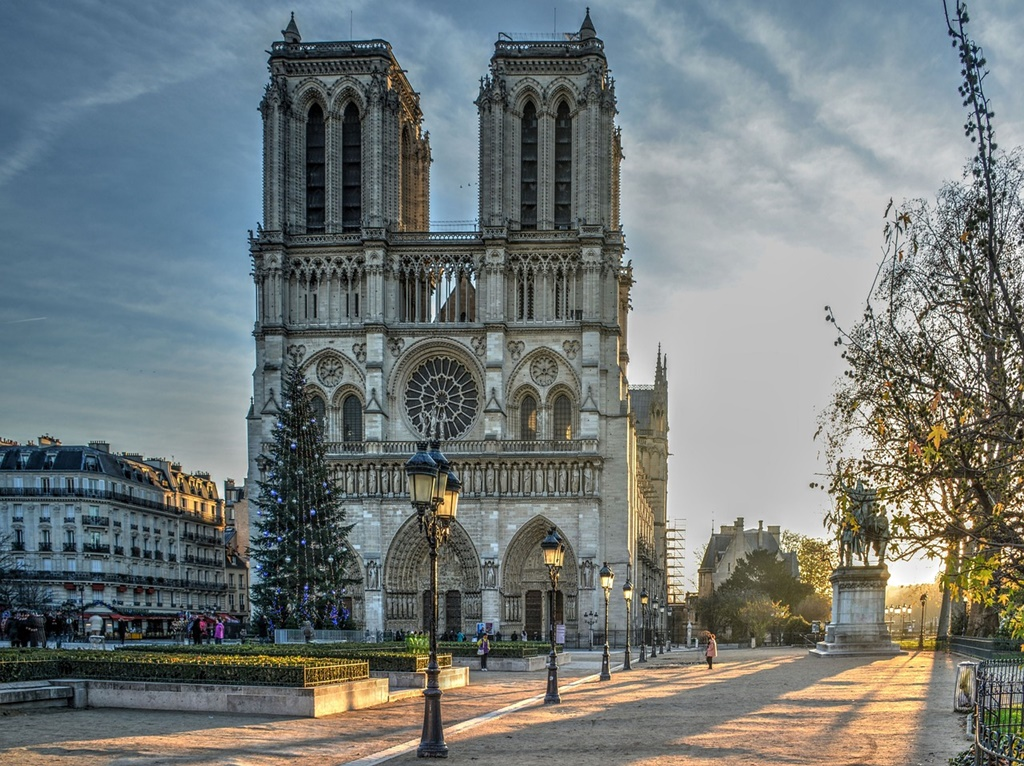 Notre Dame, Paris - Leif Linding from Pixabay - Leif Linding from Pixabay/Rota de Férias/ND