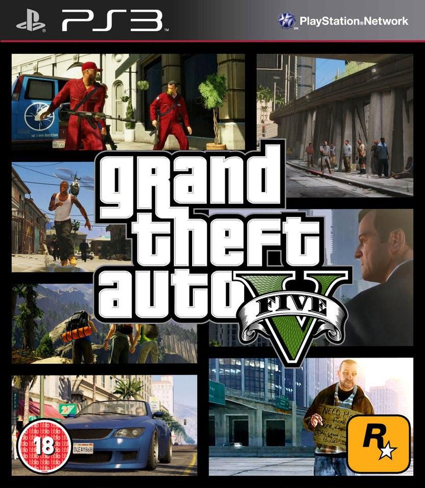 19. Grand Theft Auto V, para PS3 (2013) – 20,3 milhões de cópias - Crédito: Divulgação/33Giga/ND