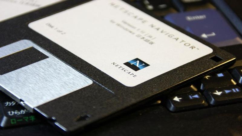 1994 – É lançado o navegador Netscape. - Crédito: OiMax/33Giga/ND