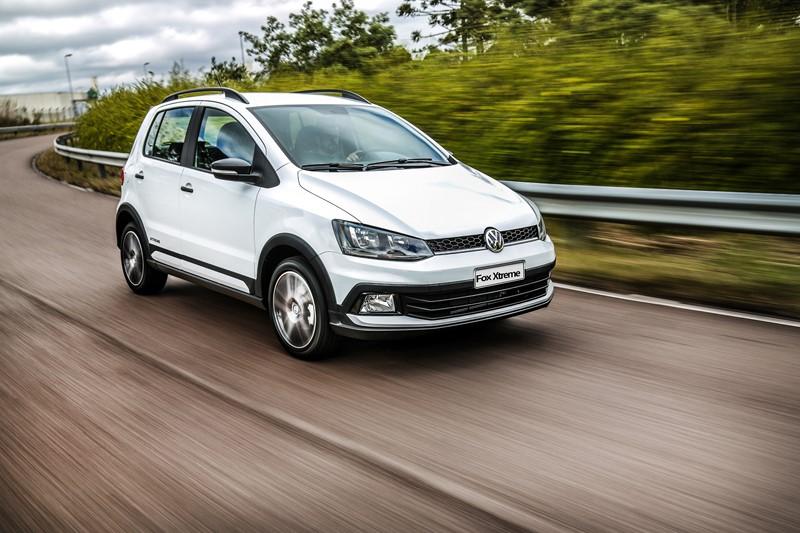 19º- Volkswagen Fox: 14.832 unidades - Foto: Divulgação - Foto: Divulgação/Garagem 360/ND