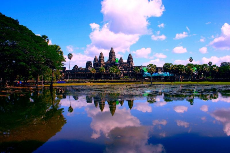Angkor Wat, Cambodja - Pixabay - Pixabay/Rota de Férias/ND