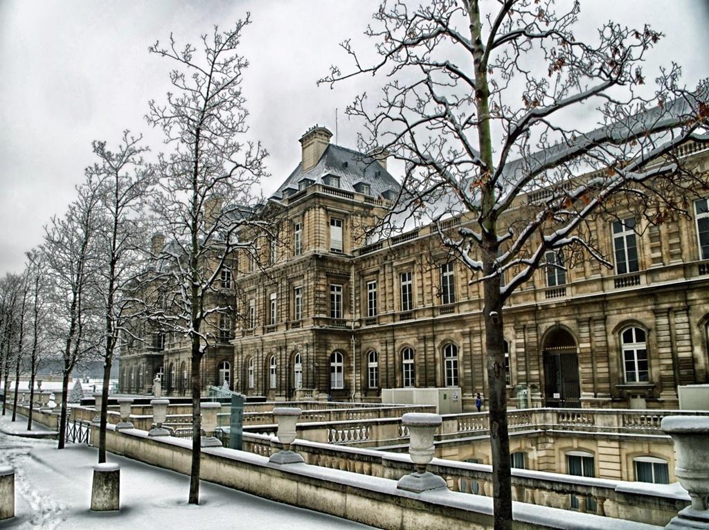 Palácio de Luxemburgo, Paris - VisualHunt - VisualHunt /Rota de Férias/ND